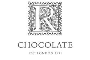 R Chocolate Logo